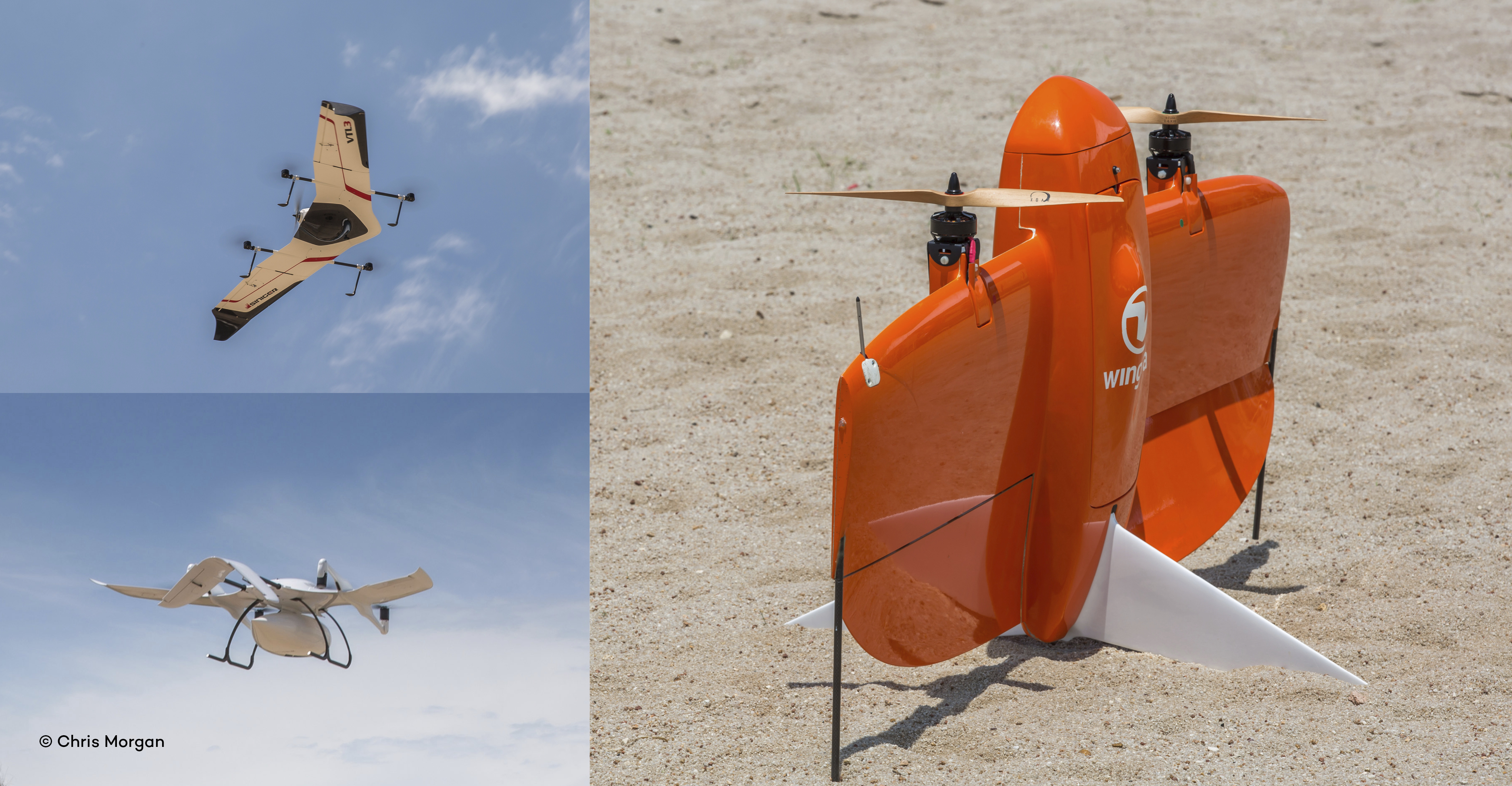 Tailsitters vs. quadplanes – why a VTOL tailsitter is the best surveying drone for your mapping missions