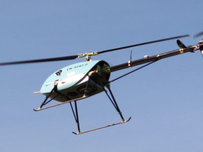 UAVOS To Demonstrate Modernized Unmanned Gasoline-Powered Helicopter For Operations in Tropical Climate