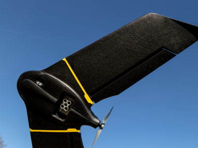 Introducing the senseFly eBee X with MicaSense RedEdge-MX, a seamless dual solution for accurate and efficient crop analysis