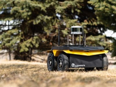 Clearpath Brings Velodyne Lidar Technology to Robotics Community as Value-Added Partner