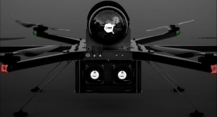 HES HYCOPTER: The Hydrogen Powered Drone