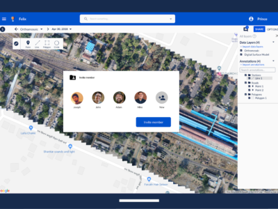 Improving Construction Decision Making Through Drones