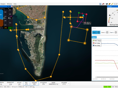 UAV Navigation launches new Version 8 of its Flight Control System