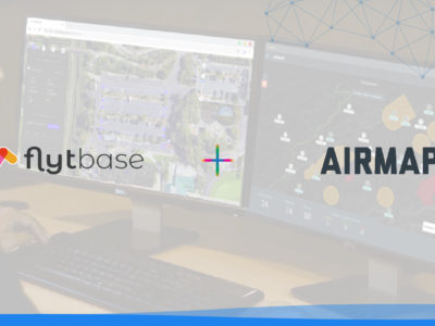 FlytBase and AirMap Agree to Collaborate on Accelerating UTM Support for Drone Automation