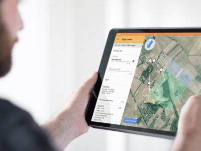 4 new features enhancing the flight management software of the Delair UX11 professional drone