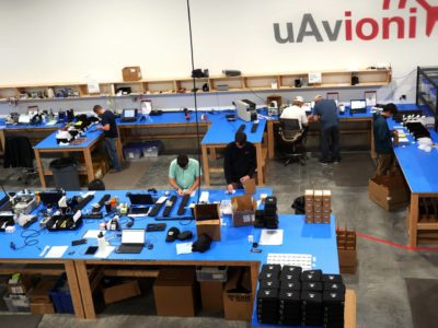 uAvionix Expands Footprint with Two New Facilities