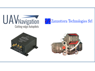 UAV Navigation proud announce its collaboration Zanzottera