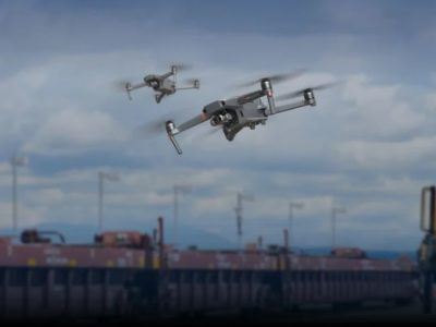 DJI Drone Detection System Passes UK's National Infrastructure Protection Agency's Evaluation