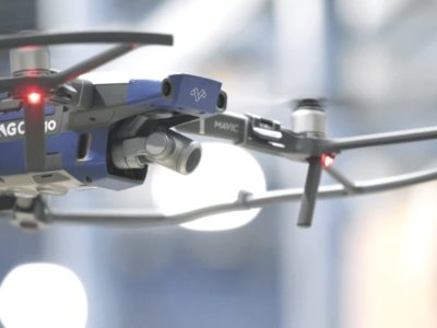 IAG Cargo's Madrid Warehouse Automates Inventory Counts Using Drones