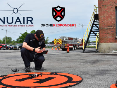 NUAIR Partners with DroneResponders
