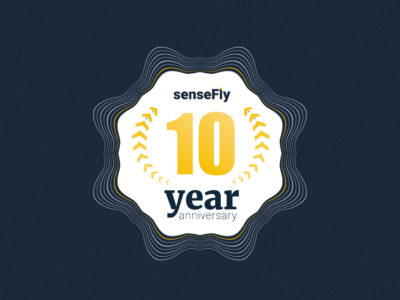 senseFly Enters 2020 With Landmark Show of Support From Parrot