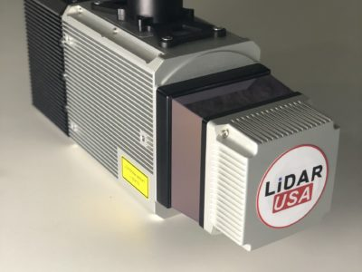 LIDARUSA Completes Integration of Optech CL-360