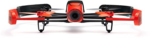 Parrot Bebop Quadcopter Drone - Red
